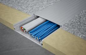 3.7 In-Carpet Wireway