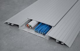 3.7 On-Floor Wireway
