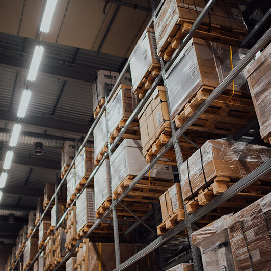 If your facility is running out of space, we have the warehousing room and the logistics expertise to manage your storage and delivery needs.